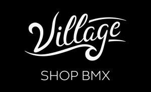 The Village BMX Button